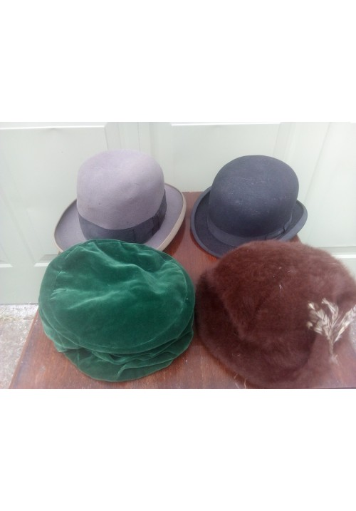 Vintage c1930s Hats. from £20