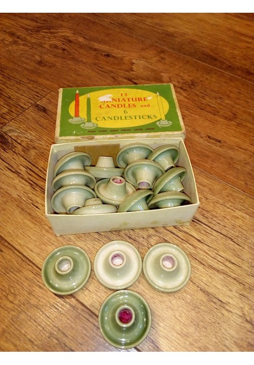 Vintage Table Candle/Taper Holders